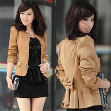 wholesale puff sleeve jacket