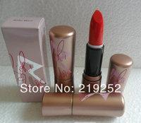 2014 Hot!! Brand Makeup 3.8G High-Quality M-C  Lipstick 6PCS Free Shipping