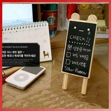 mini blackboard promotion