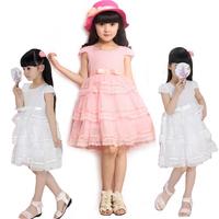 New  Arrial 2014 Spring Summer Children Clothing Baby Girls Clothes Girl Dress Kids Tutu Dress child Children Dress
