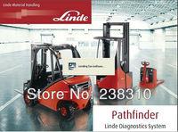 2013 year Linde Pathfinder and Linde Truck Doctor program