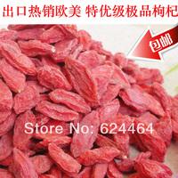 Promotion!1kg Top Grade Sun Dried Goji Berries,Wolfberry,Goji Herbal Tea Health Care Free Shipping