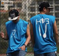 Free shipping military plus size XXXL 4XL 6XL Streetball hiphop skateboard sports  T-shirt shirt vest BRAND kalenji