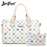 Women Handbags Real Bolsas Bolsas Femininas 2014 Spring And Summer The Trend of Fashion Print Women's Handbag Girls Cross-body