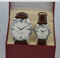 Hollow diamond brand watches automatic mechanical watches men watch men watch strap calendar displays couple of tables