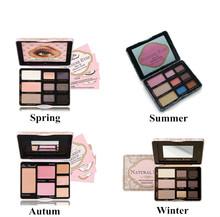 natural eyeshadow promotion