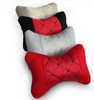 Car headrest pillows, neck pillow, car cushion, two pcs