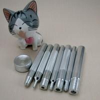Diy handmade leather tool set 201 655 633 831 snap tools