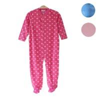 One piece sleepwear polar fleece fabric lounge costume romper