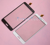 5.7inch Star N9800 Front Panel Touch Glass Lens Digitizer Screen Original Parts White/Black/Pink   FREE SHIPPING
