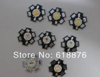 50pcs 1W 3W High Power LED light bead emitter, Red, Green, Blue, Yellow, RGB,white(neutral White), Warm White, Cool White