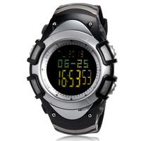Trendy Professional Sports brand Spovan Blade I-B barometer temperature height weather forecast man skiing Digital Watch