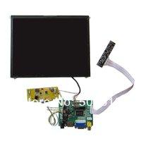 HDMI+VGA+2AV Driver board+9.7inch 1024*768 LP097X01 LP097X02 IPS lcd panel