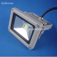 For Free Shipping Bridgelux Chip 45mil  6000K 10 watt led lamp Waterproof 12 Volt Die Cast Aluminum LED Flood Light Housing