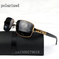 High quality men's classic new block of Commerce fashion polarized brand polarized sunglasses for men 1868