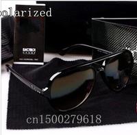 The new classic men's and women's fashion retro driving designer brand polarized sunglasses 4125