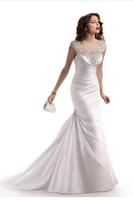Wholesale - Dlass woman mermaid crystal, evening dress