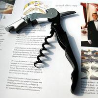 Multifunctional stainless steel red wine and champagne beer bottle opener knife kai bottle opener