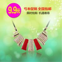 All-match fashion necklace female fashion necklace accessories short design chain female accessories necklace