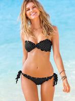 Free Shipping  2014 Summer Fashion V-Secret Style Sexy Bikini with PAD swimmwear ladies beachwear A15269