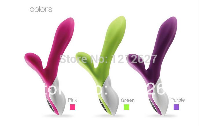 фото цветных вибраторов