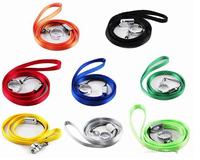 Ego Lanyard E Cig Lanyard Necklace String Ring String Rope Lanyard for Electronic Cigarette E Cigarette 50pcs/lot free shipping