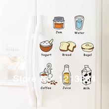 popular refrigerator sticker