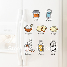 refrigerator sticker promotion