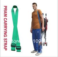 Umbrella stroller car back strap length adjustable multiple color choices parents a good helper  retail