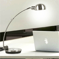 The long arm of the classic American metal texture work and study lamp can be mounted office den eye lamp LED light source