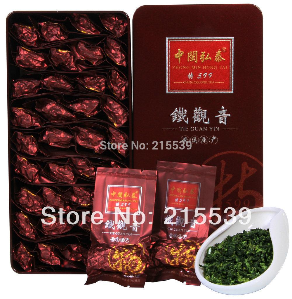 GRANDNESS 250g Specaily Grade Aroma Flavor 599 2015 FRESH Premium Organic Fujian Anxi Tie Guan