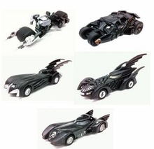 Tomica Limited Batmobile Collection Set Of 5 DH452(China (Mainland))