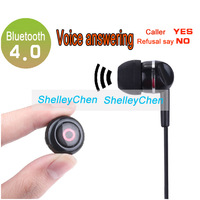 mini Stereo Wireless Bluetooth 4.0 Headphone smallest headset earphone for tablet Mobile phone such iPhone and Samsung