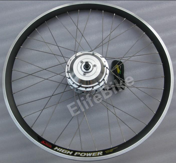 "24V 26"" 700C 28"" 250W M85 Front Electric Bicycle Bike eBike brushless gear Motor Conversion Kit(China (Mainland))"