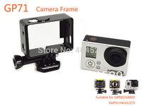 Camera Standard Frame mount GP71 accessories only For Gopro Hero 3+ 3 SJ4000 SJCAM