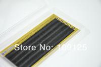 Korean original 100% REAL MINK LASHES J curl FOR EYELASH EXTENSION Black 8MM
