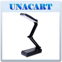 Fold 27pcs LED Light Table Desk Lamp Touch Sensor Adjustable Brightness 3 Gear 658B