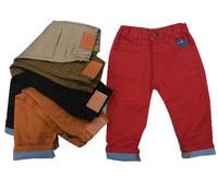 100% cotton multicolor fashion baby pants