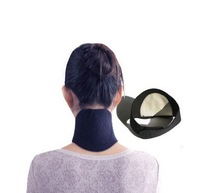 1pcs Casual Magnetic Neck Therapy Support Belt Spontaneous Heating Brace Massager for Cervical Vertebra Protection High Quality