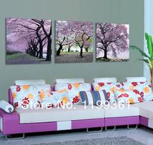 wholesale purple painting