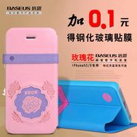 For iphone  5 s protective case  for apple   5 holsteins iphone5 5s phone case mobile phone case leather case