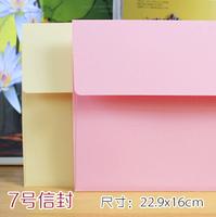 Scrapbooking Paper Envelopes Envelope Color Envelopes   22.9*16cm