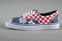 Fashion sport shoes 4 colors brand classic canvas shoes skateboarding unisex athletic leopard flat men shoes women