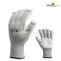 Free shipping 250 deg C high temperature safety gloves cowhide anti-puncture gloves working gloves cowhide luvas