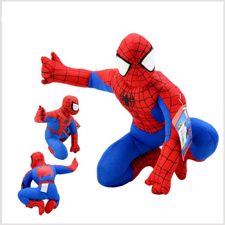 Мягкая игрушка человек паук
