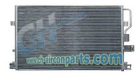 A/C Condenser for CHEVROLET EQUINOX 2005