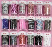 2014  nail stickers Harajuku Variety Star Star A colorful compact metallic nail stickers nail stickers wholesale free shipping