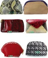 hot women handbag CHEAP New 2014 bag sexy crocodile grain snakeskin grain cosmetic bag Hand bag dinner bag More style optional