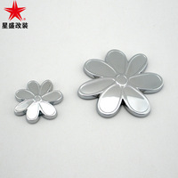 Flowers car stickers personalized car stickers 3d three-dimensional car decoration stickers personalized trunk modified