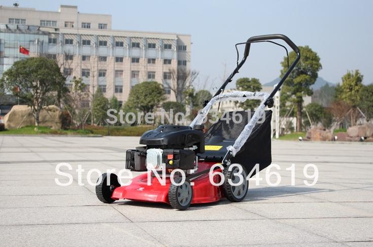 gasoline hand push lawn mower, petrol wheel mower manufacturer wholesale(China (Mainland))